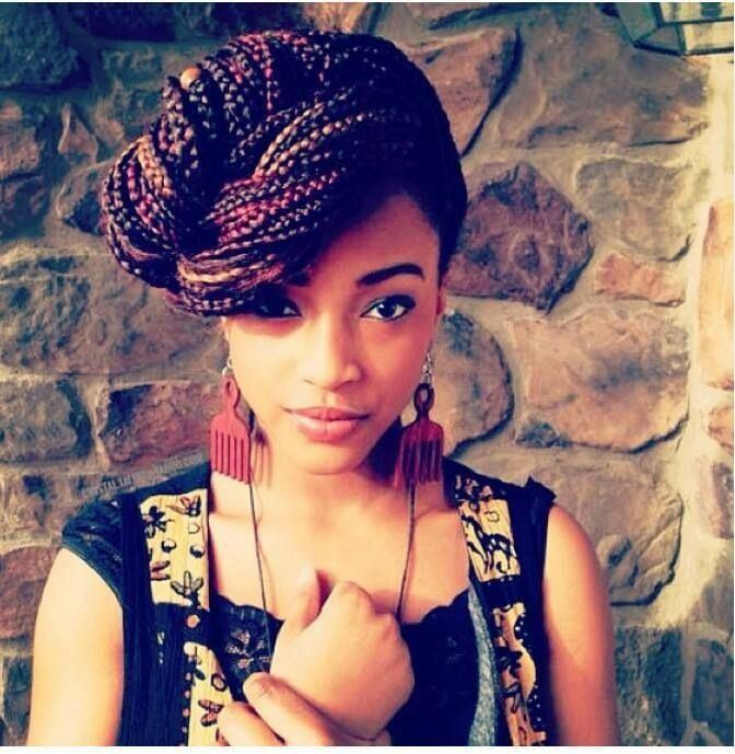 box-braids-updo-hairstyles-for-black-women-2014